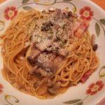 季節限定!ワンコインでおつりがくる高級食材ポルチーニのスパゲッティをサイゼリヤで食べてみた