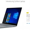 Surface Laptopが発表!Surface Pro 4と仕様を比較。新OSのWindows 10 S、価格やカラーは?