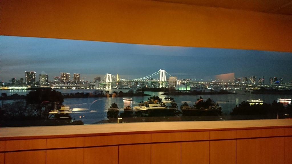 ヒルトン東京 お台場